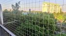 Montaż siatki na balkon dla zabezpieczenia kota - 8