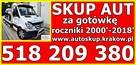 SKUP SAMOCHODÓW >Kraków< ZAPŁACIMY ZDECYDOWANIE NAJWIĘCEJ! ! - 2