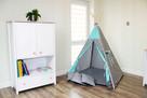 TIPI namiot dla dzieci, wigwam, teepee 100% bawełna + gratis - 1