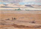 Wlastimil HOFMAN (1881-1970) Ucieczka do Egiptu - 1