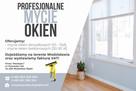 Profesjonalne mycie okien Wodzisław Śląski i okolice