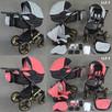 Wózek Dziecięcy Gold Premium 3w1 z fotelikiem babeboss - 8