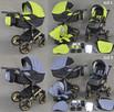 Wózek Dziecięcy Gold Premium 3w1 z fotelikiem babeboss - 4
