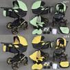 Wózek Dziecięcy Gold Premium 3w1 z fotelikiem babeboss - 7