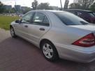 Sprzedam Mercedes-Benz C200 z 2002r. - 8