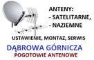 Montaż anten satelitarnych i naziemnych Serwis Ustawianie