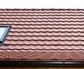 Dachówka Cosmo 12 Koramic - czerwień naturalna