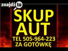 Skup Aut Złomowanie Aut Wejherowo tel.505964223 Gościcino