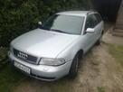 Audi A4B5 1.9 TDI 110km, uszkodzony - na części