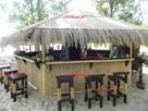 Parasol ogrodowy, parasol plażowy, parasol tropikalny, Hawaj - 6