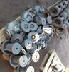 Wirniki do pomp, odlewy wirników pomp, dorabianie, inox, Cr - 11