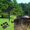 SOLAR Fontanna, Pompka Solarna ,pompa do oczko wodne