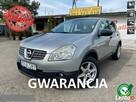 Nissan Qashqai *Gwarancja *mały przebieg*klima*