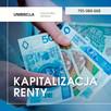 Dopłata-Kapitalizacja renty.
