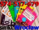 Zarejestrowane Karty SIM zarejestrowana karta SIM WROCLAW