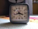 zegar stojący - budzik TIMEPOL