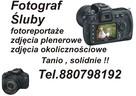 Kamerzysta, fotograf-wesela - 1
