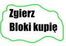 ZGIERZ - BLOKI KUPIĘ