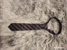 Krawat Giorgio Valention * Italy Mode * krawat męski czarny - 2