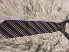 Krawat Giorgio Valention * Italy Mode * krawat męski czarny - 8