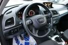 Audi Q3 Salon Polska F-vat Gwa 1 rok Navi Xenon Led 2.0 TDI 150KM - 8