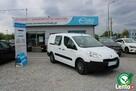 Peugeot Partner L2 5 osob. F-vat Salon Polska Gwarancja 1 rok 1.6 HDI