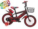 Rower 12 CALI BMX YIBEIQI boczne koła NOWY !