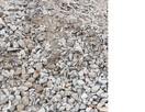 Gruz betonowy, przekrusz