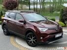 Toyota RAV-4 2.0 benzyna 4x4 / Premium / Salon PL I-właściciel