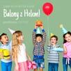 Dzień Dziecka Poczta Balonowa Gdańsk   Balony z Helem Gdynia