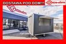Przyczepa gastronomiczna food truck okazyjna cena handlowa