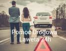 Laweta Warszawa S2 S8 A2 S7 Holowanie 24h Pomoc Drogowa - 1