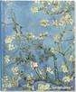 Van Gogh Kwitnące gałęzie migdałowca notatnik pamiętnik - 2