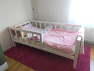 DARMOWA DOSTAWA / DREWNIANE łóżko dla dziecka /łóżko / skand