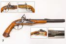 Biała broń + pistolety czarnoprochowe - 7