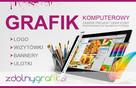 Grafik komputerowy - usługi graficzne, logo, ulotka i inne