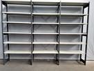 REGAŁ 40x228x303cm/18p Garażowy Magazynowy Metalowy Półkowy. - 9