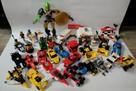 Klocki Lego - różne zestawy- City, Creator, Racers, System