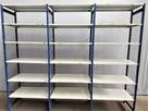REGAŁ 60x250x303cm/18p Magazynowy Metalowy Garażowy Warsztat - 7