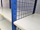 REGAŁ 54x200x400/15p OCYNKOWANY Magazynowy Garażowy Metalowy - 13
