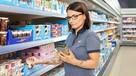 Kobiety do sklepu spożywczego -wykładanie towarów PL i UA