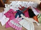 Paka ubrań dla dziewczynki rozmiar 62-68