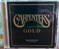 CD Carpenters - Gold - Greatest Hits. Pop Music 70 s USA. - 2