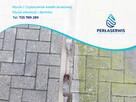 Mycie i Czyszczenie kostki brukowej - Perła Serwis