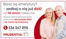Średnia emerytura 2020 rok = 2080 zł. Zabezpiecz się !