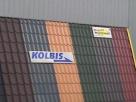 KOLBIS-Dąbie- Pokrycia dachowe -Trapez T-18 -TARTAK Grabów