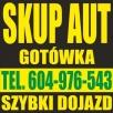 Skup Aut 604-976-543 Gdynia,Gdańsk,Pomorskie,Trójmiasto
