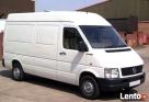 Usługi transportowe samochodem: VW LT 35 o ładowności 1600 Kielce