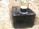 Szamba,Kręgi,Studnie wodomierzowe Zielonki