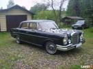 Zabytkowy Mercedes-Benz retro do ślubu!!!!!!!!! Halinów